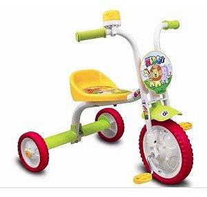 Bicicleta Triciclo Infantil Nathor Unissex You 3 Aro 5