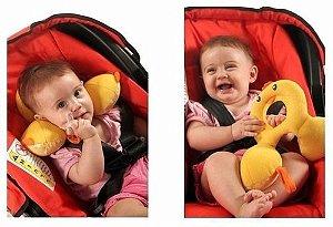 Apoio Cabeça Travesseiro Viagem Bebê 0-12meses Bebê Conforto