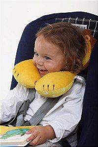 Apoio Cabeça Travesseiro Viagem Criança 1 A 4 Anos Cadeirão