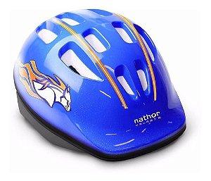 Capacete Proteção Infantil Bicicleta Balance Bike - Nathor