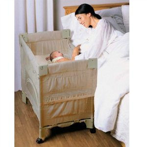 Mini Berço Acoplado Co-Sleeper