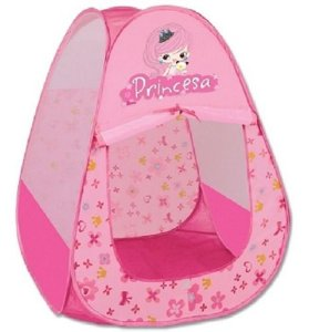 Toca Barraca Princesa Infantil Menina