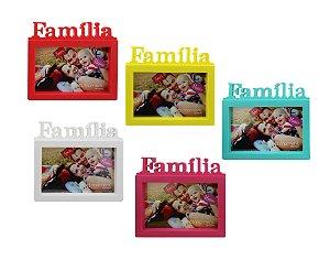 Porta Retrato Família 10x15 cm
