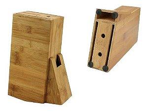 Faqueiro De Bambu Cepo Organizador