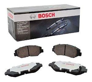 Pastilha Freio Cerâmica Original Bosch Nissan Livina Tiida