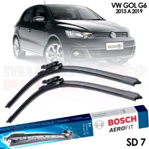 Palheta Limpador Bosch Gol G6 2013 a 2018