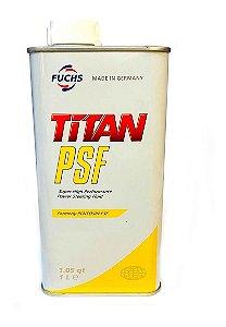 Fluido Mineral Para Direção Hidráulica Fuchs Titan Psf 1l
