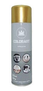 Tinta Spray Colorart Metálicos Bronze