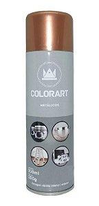 Tinta Spray Colorart Metálicos Cobre