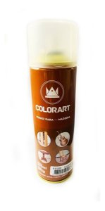 Spray Verniz Seladora Para Madeira Colorart 300ml
