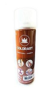 Spray Verniz Fosco Para Madeira Colorart 300ml