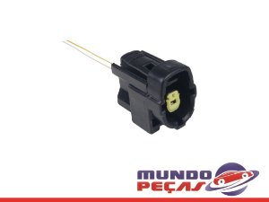 Chicote Sensor Temperatura do Óleo Vw/ford - 1 Via - Fêmea