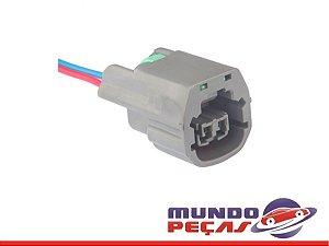 Chicote Sensor Detonação Strada Fire 1.3 8v - 2 Vias - Fêmea