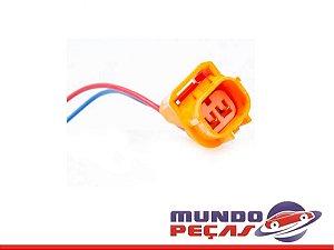 Chicote do Sensor de Velocidade Linha Honda - 2 Vias - Macho