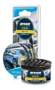 Aromatizante Carro Areon Ken New Car Perfume Carro Novo