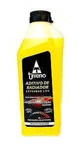 Aditivo Tirreno Pronto Uso Orgânico Global Amarelo