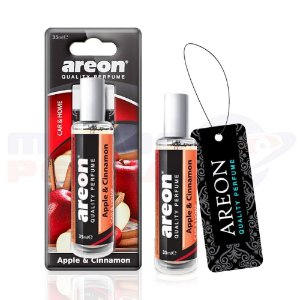 Areon Perfume Spray Apple & Cinnamon - Maça Com Canela Top