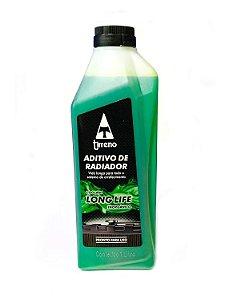Aditivo Radiador Coolant Long Life Tirreno Verde Pronto Uso