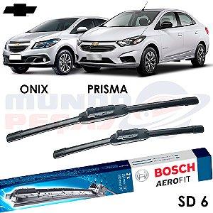 Palheta Onix Prisma Bosch 2013 2014 2015 2016 2017 2018