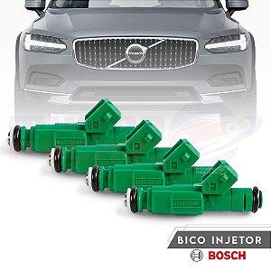 4 Bicos Injetor Bosch 42 Lbs/h Volvo 0280155968