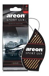 Aromatizante Automotivo Areon Sport Lux Gold O Melhor