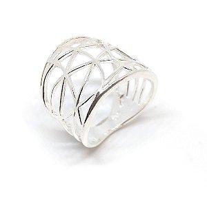 Anel de prata 925