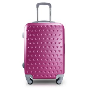 Mala de Viagem Love - Pink