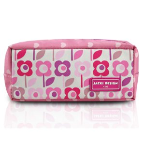 Estojo Tamanho Pequeno Rosa Sapeka Jacki Design
