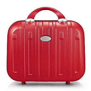 Frasqueira Contempo Vermelha Jacki Design