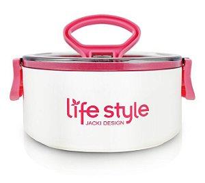 Pote Marmita Lifestyle 800 ml Jacki Design
