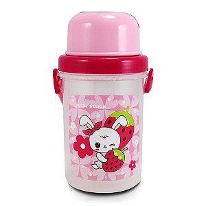 Squeeze 450ml Infantil Filhotinhos Jacki Design