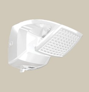 Chuveiro Elétrico Futura Multitemperaturas Branco - 127v 5500w
