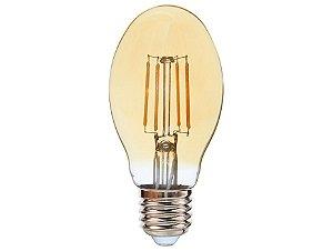 Lâmpada Led Filamento Vintage Mista BT53 4w 2400k E27