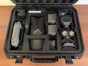 Drone DJI Mavic 2 Enterprise - Universal Edition + Kit Fly More - Anatel (seminovo)