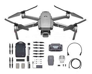 Drone DJI Mavic 2 Pro (BR) - Fly More Combo Anatel