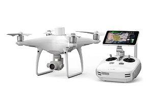 Drone DJI Phantom 4 RTK + D-RTK 2 GNSS Mobile Station Combo Anatel