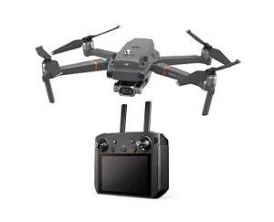Drone DJI Mavic 2 Enterprise Dual com Smart Controle - Anatel
