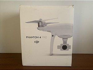 Drone Dji Phantom 4 Pro (BR)  - Anatel (seminovo)