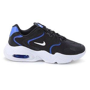 Tênis Nike Air Max Advantage 4 Cor Preto/Azul