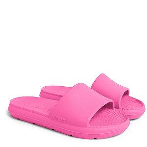 Chinelo Slide Okean Infantil Feminino Cor Rosa Pink