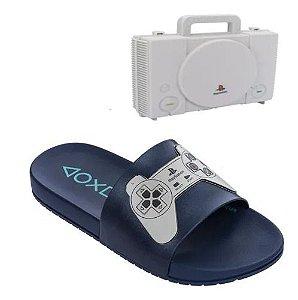 Chinelo Grendene Playstation Play One Cor Azul