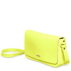 Bolsa Petite Jolie Mika Cor Amarelo Neon