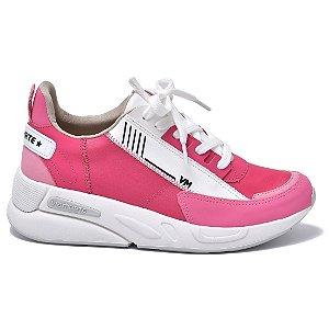 Tênis Via Marte Casual Feminino Cor Rosa Pink