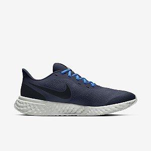 Tênis Nike Revolution 5 Masculino Cor Azul Marinho