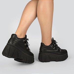 Tênis Dad Sneaker Dakota Flatform Cor Preto