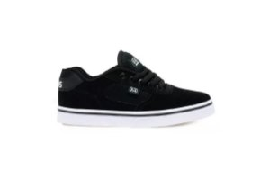 Tênis Hocks Skate Flat Lite Cor Black/White