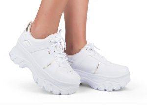 Tênis Dakota Dad Sneaker Chunck Cor Branco