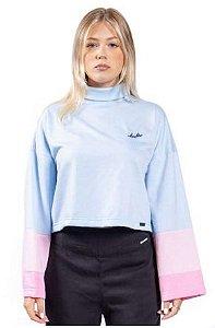 Blusa Moletom Hocks Cor Azul