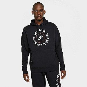 Moletom Nike Jdi Hoodie Masculino Cor Preto