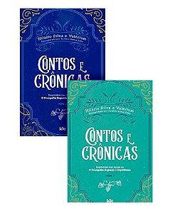 CONTOS E CRÔNICAS - VOLUMES I e II